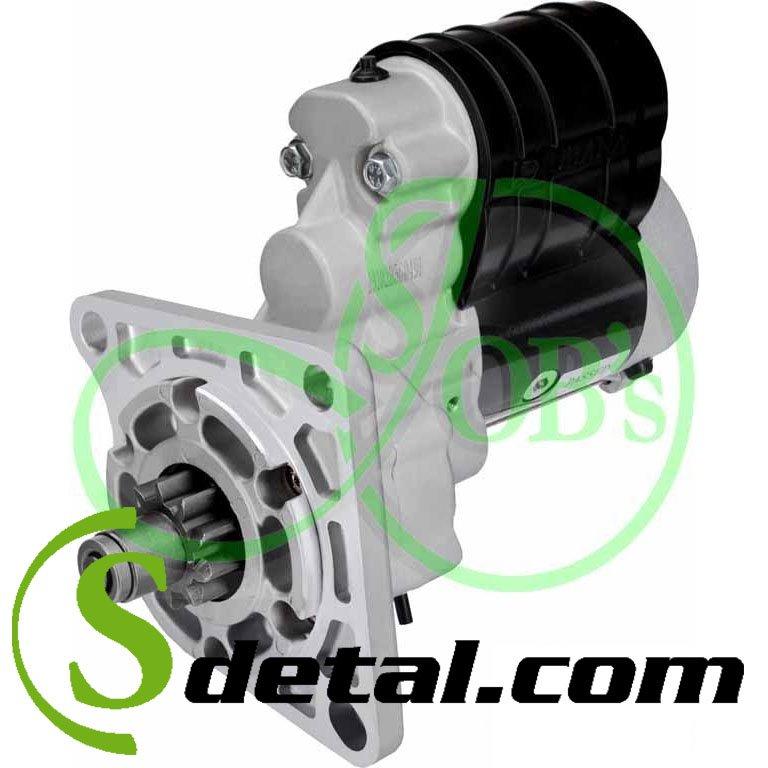 Стартер редукторный Case, Ford, New Holland 123708132