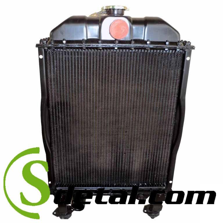 Радиатор МТЗ 5-ти рядный 1221-1301010