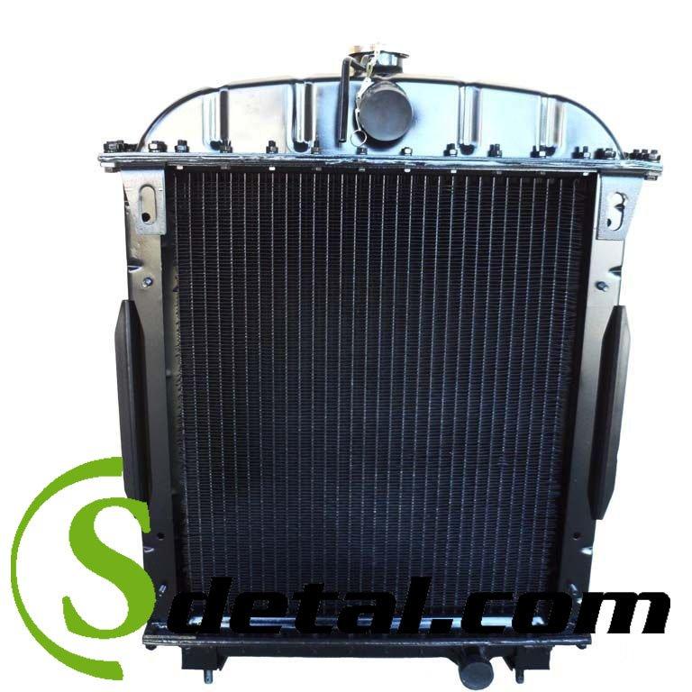 Радиатор водяной ЮМЗ 4-х рядный 45-1301006
