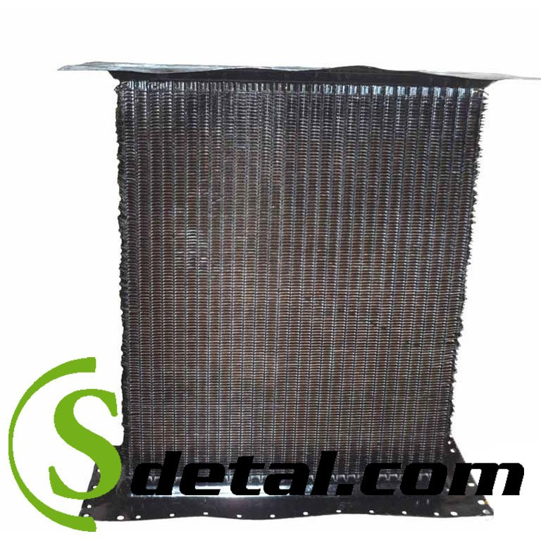 Серцевина радиатора ЮМЗ 4-х рядная 45У.1301.020
