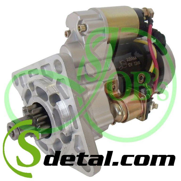 Стартер редукторный Case, New Holland, Ford New Holland 123708517