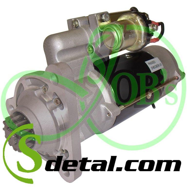 Стартер редукторный МТЗ-3022 с дв.Detroit Diesel, Volvo, Ford 123708311
