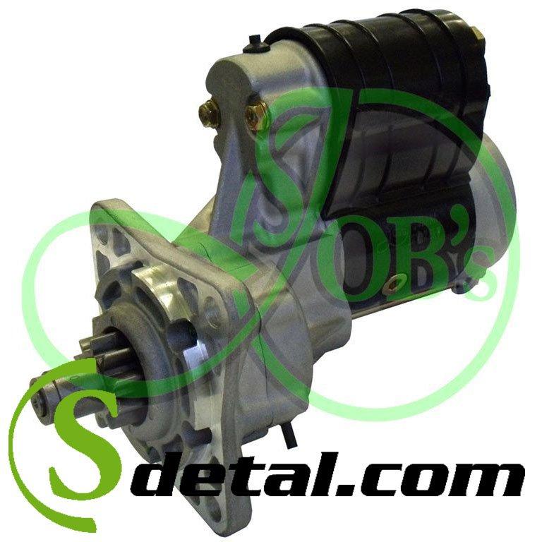 Стартер редукторный Case, Iveco, New Holland 243708142
