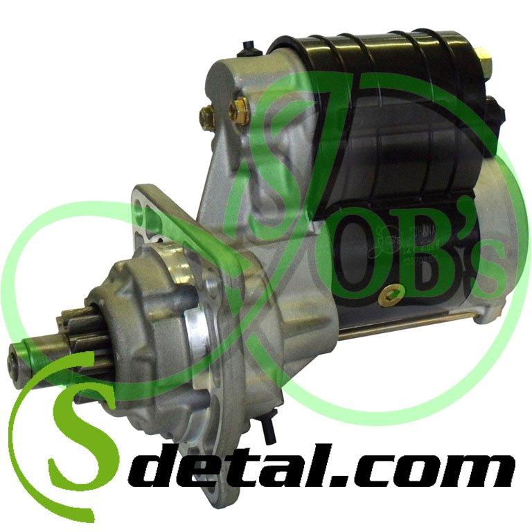 Стартер редукторный AgcoPower (Sisu Diesel), Valtra (Velmet) 243708116