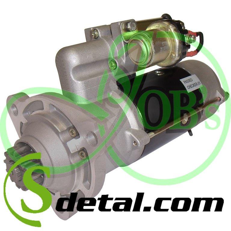 Стартер редукторный Fiat, Iveco, Scania, Pegaso 243708315