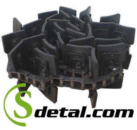 Транспортер зернового элеватора Дон-1500 РСМ-08.254.000-01