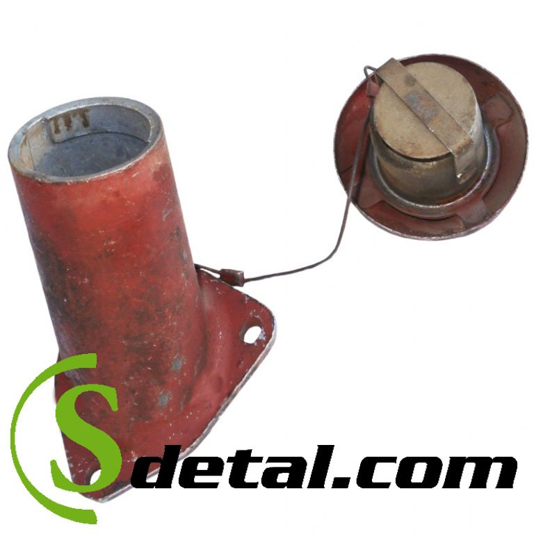 Патрубок маслозаливной ЮМЗ Д-65 Д65-1002260