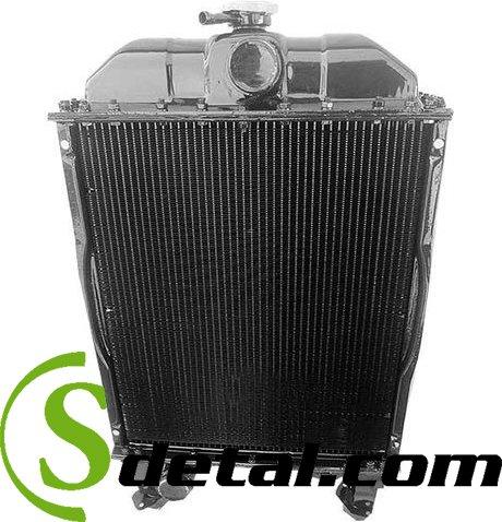 Радиатор МТЗ 5-ти рядный 1321-1301015
