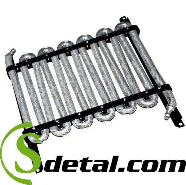 Радиатор МТЗ алюминиевый масляный 70У-1405010