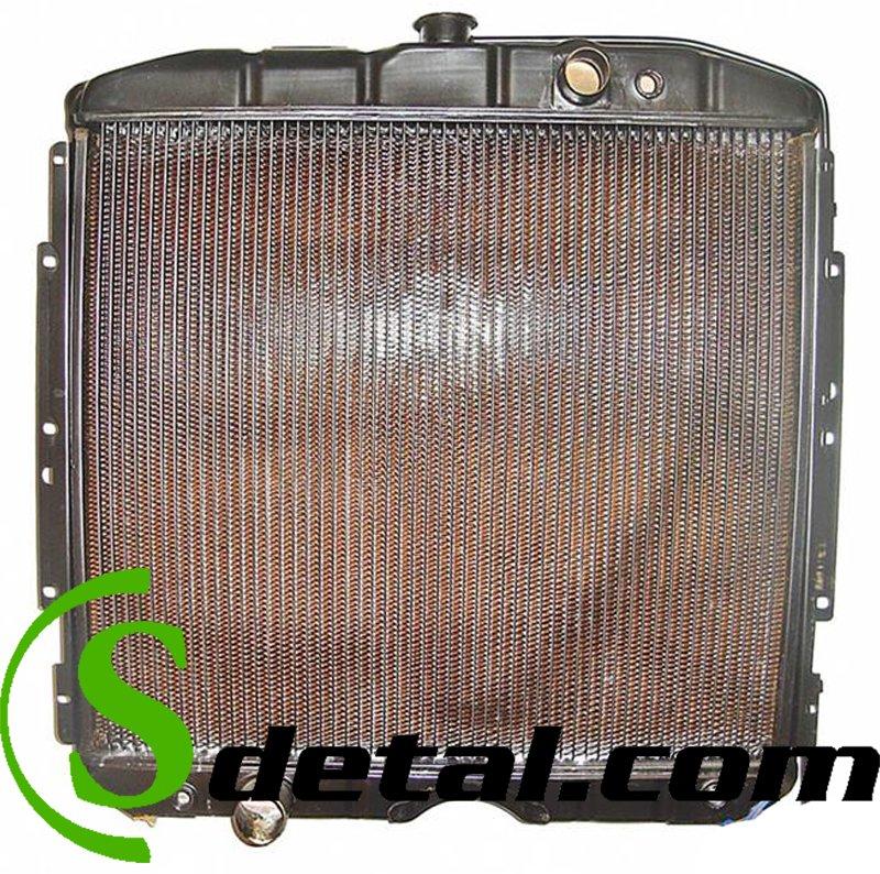 Радиатор ГАЗ 3-х рядный 53-1301010