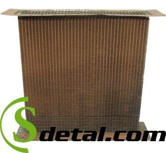 Сердцевина радиатора ДТ-75 3-х рядная 85У.13.016