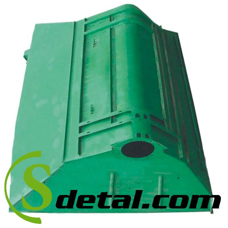 Каркас бункера РСМ-10.01.45.020Г нижняя часть Дон-1500Б