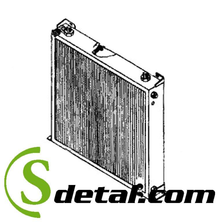 Радиатор ГСТ масляный 100.1013.100 100У.08.003 Дон-1500 Дон-680