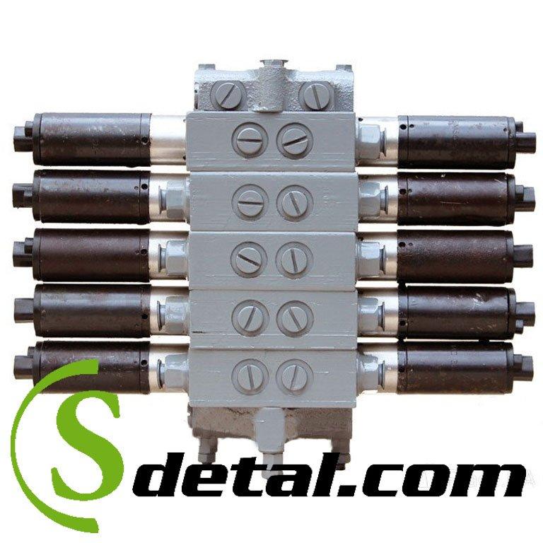 Гидрораспределитель 5РЭ50-44Б электромеханический Дон-1500