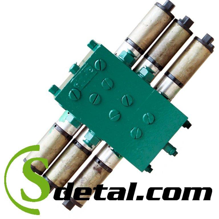 Гидрораспределитель 3РЭ50-02 электромеханический Дон-1500 Дон-680