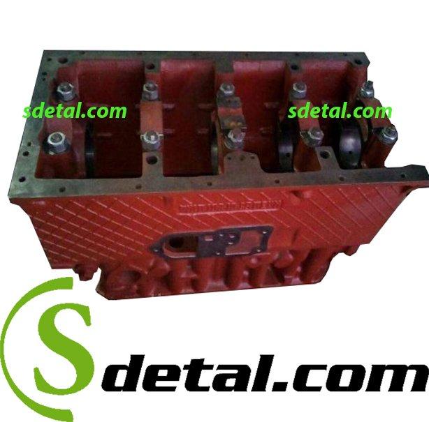 Блок цилиндров  ЮМЗ-6 Д-65 Д65-01-001-А