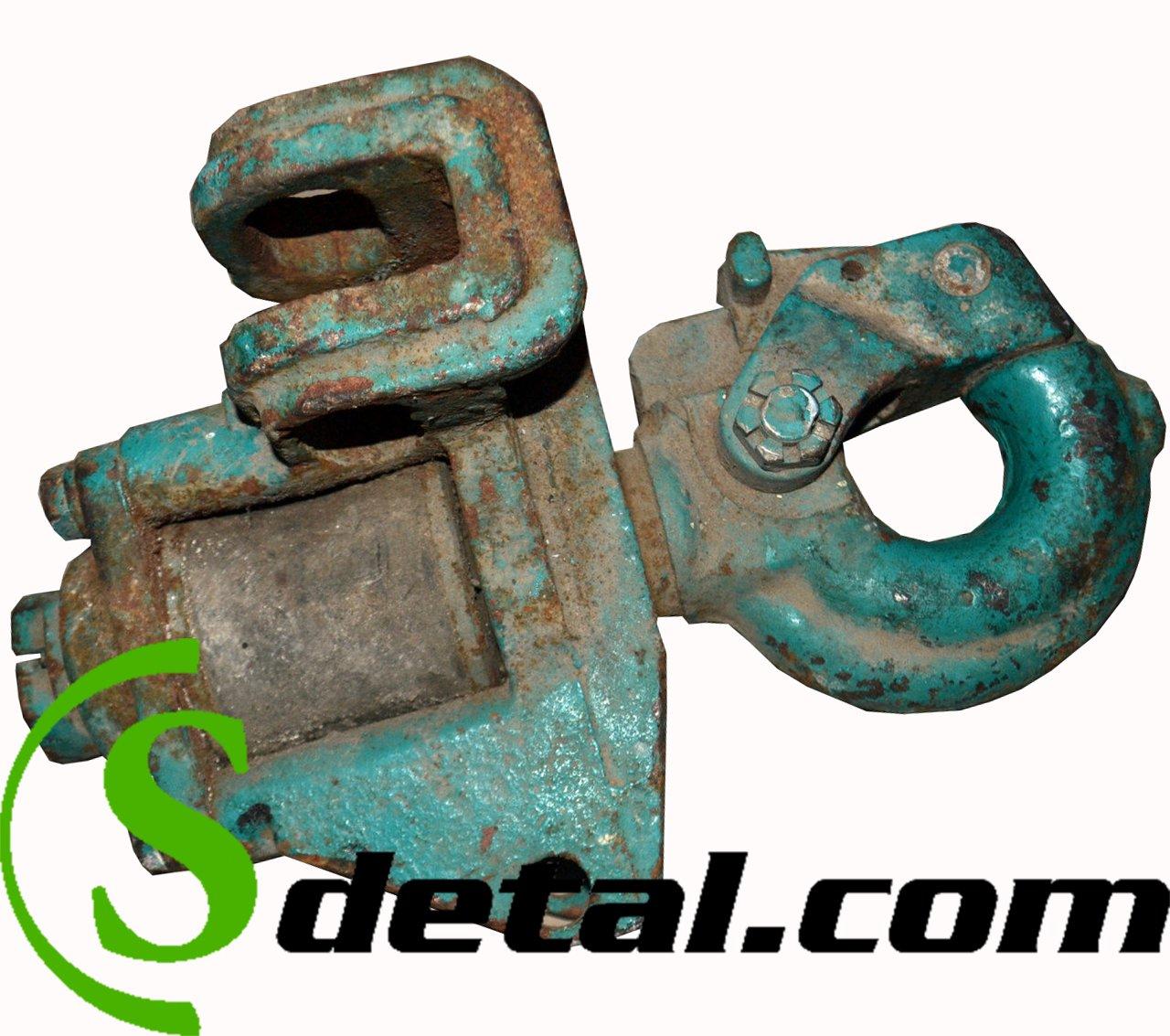 Тягово-сцепное устройство ЮМЗ-6 Д-65 45-2805010 СБ гидрокрюк юмз