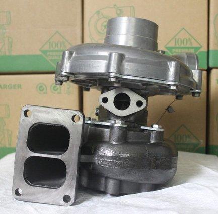 Турбокомпрессор ТКР-100 ЯМЗ | МАЗ КРАЗ УРАЛ