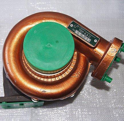 Турбокомпрессор ТКР-8,5С3  Т-170 (ЧТЗ) Д-160М