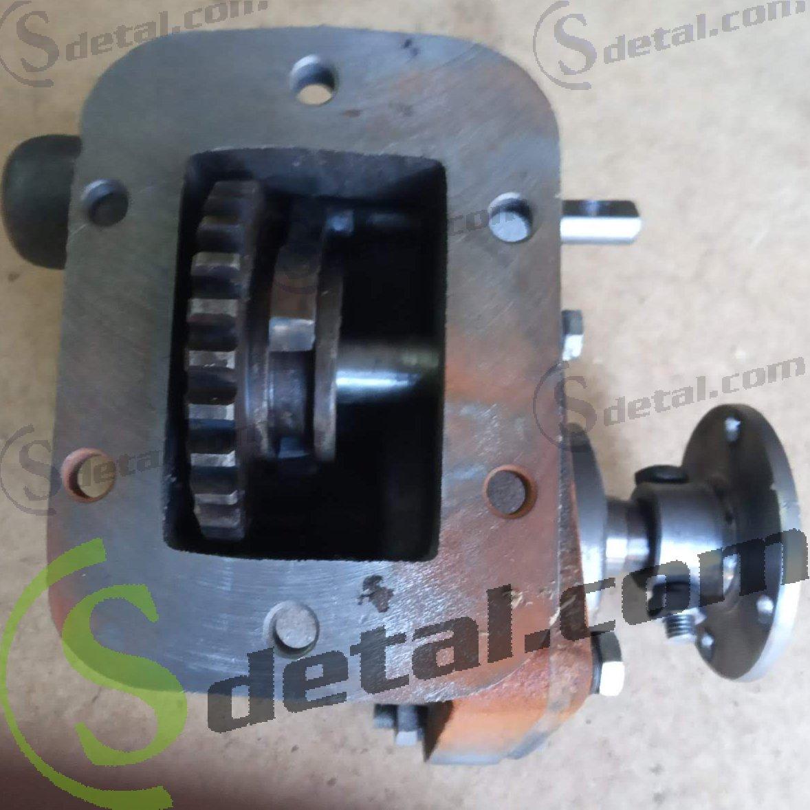 КОМ ГАЗ-51 Коробка отбора мощности механическая под кардан