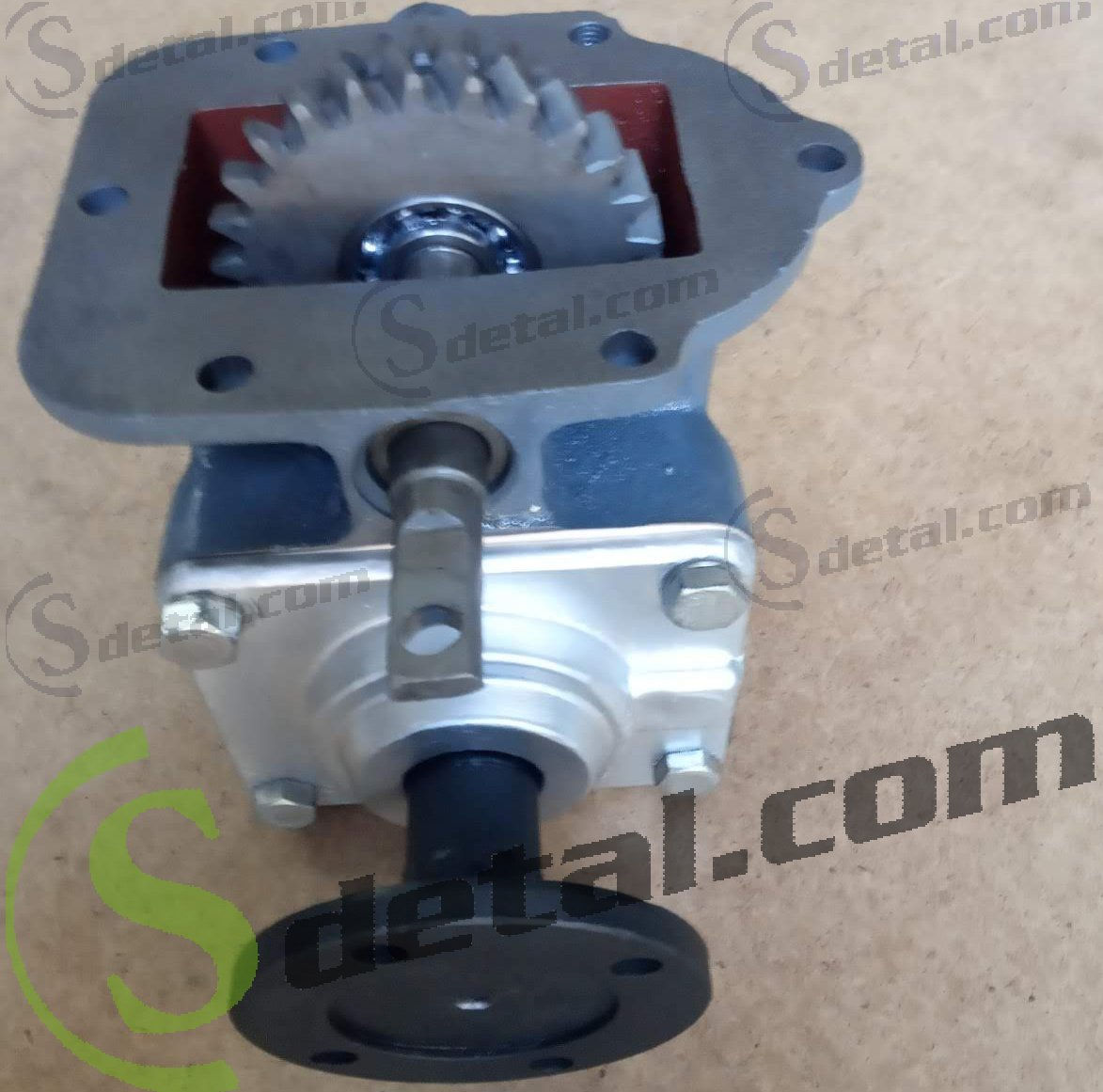 КОМ ГАЗ-53 / 3307 под кардан механическая Коробка отбора мощности под кардан механическая