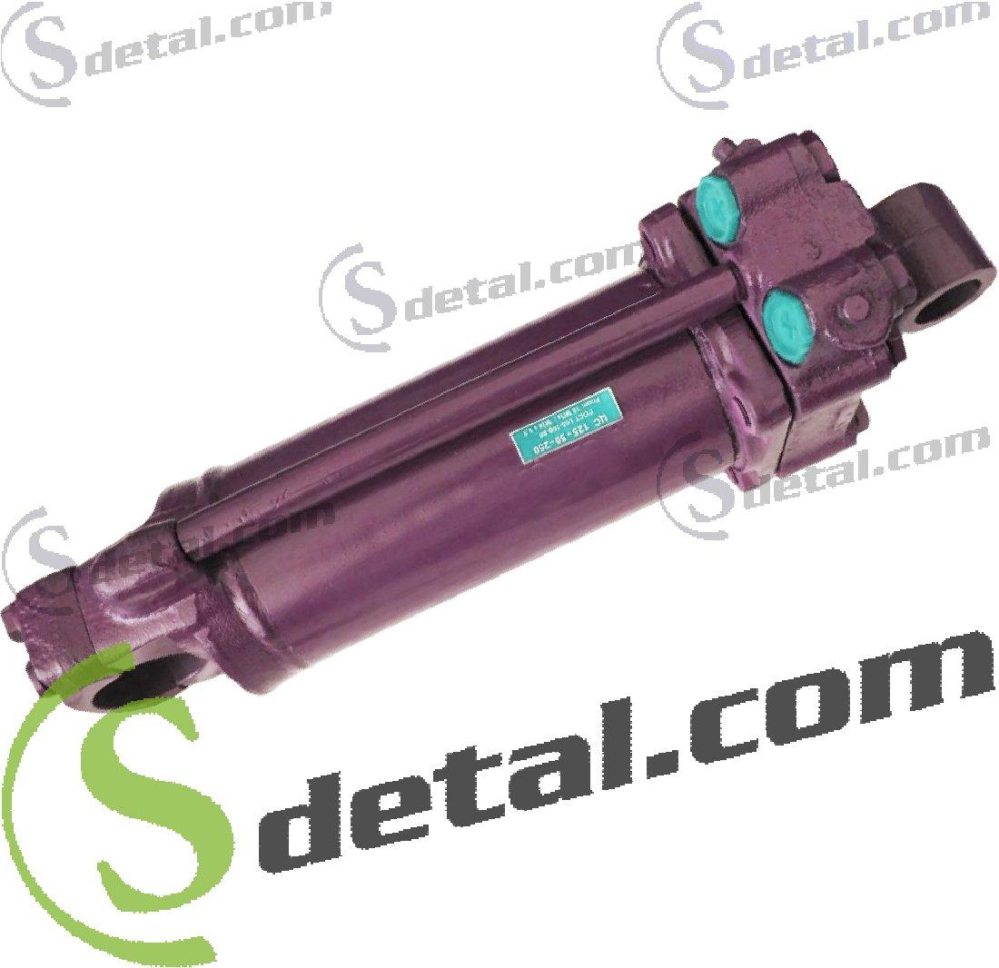 Гидроцилиндр Т-150 навески Ц125х50х250 старого образца (Ц125.250.160.001-1)