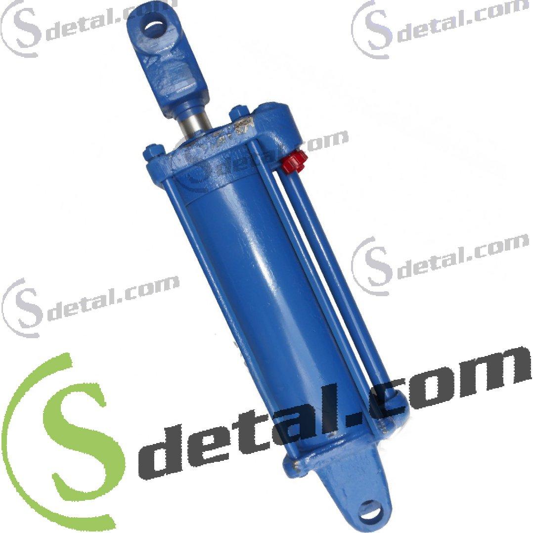 Гидроцилиндр Ц90х200-2 Ц90-1212001-А Т-40 с регулировочной гайкой