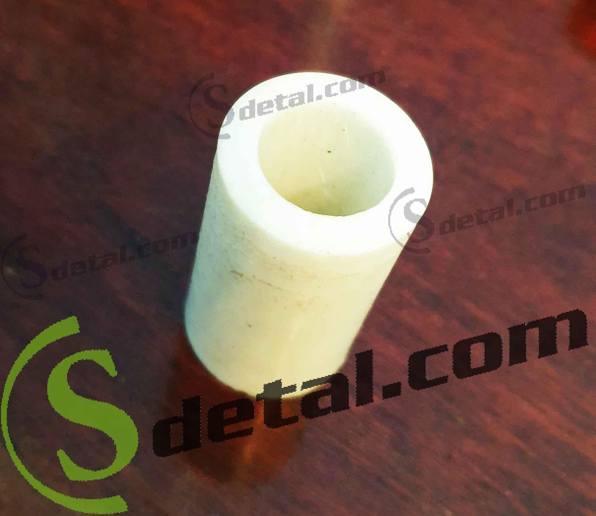 Втулка кронштейна КИР-1.5  Изготовлена из высокопрочного полиамида запчасти на кир 1 5